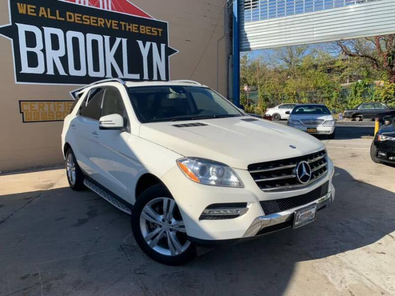 2013 Mercedes-Benz M-Class for sale at Excellence Auto Trade 1 Corp in Brooklyn NY