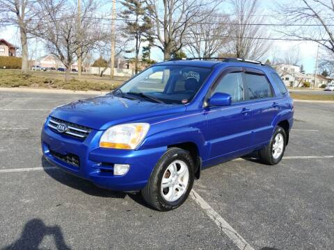 2008 Kia Sportage for sale at Viking Auto Group in Bethpage NY