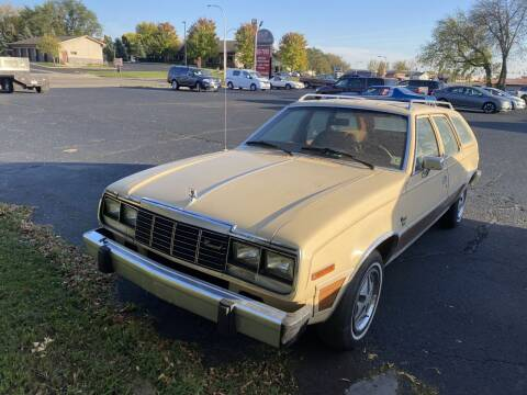 1982 AMC Concord for sale at B & B Auto Sales in Brookings SD