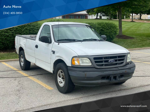 2003 Ford F-150 for sale at Auto Nova in St Louis MO