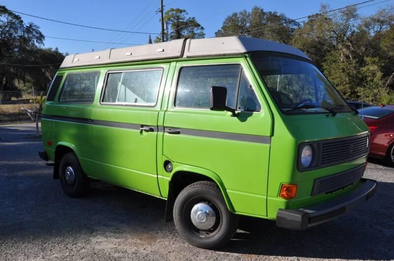 1985 Volkswagen Vanagon for sale at Elite Motorcar, LLC in Deland FL