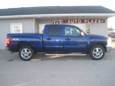2013 Chevrolet Silverado 1500 for sale at G T AUTO PLAZA Inc in Pearl City IL