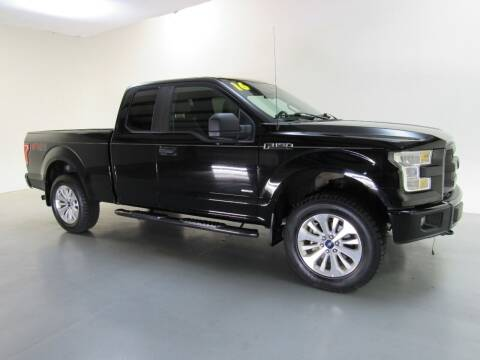 2016 Ford F-150 for sale at Salinausedcars.com in Salina KS