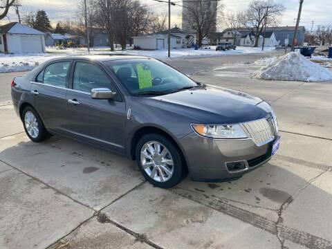 2012 Lincoln MKZ for sale at Kobza Motors Inc. in David City NE