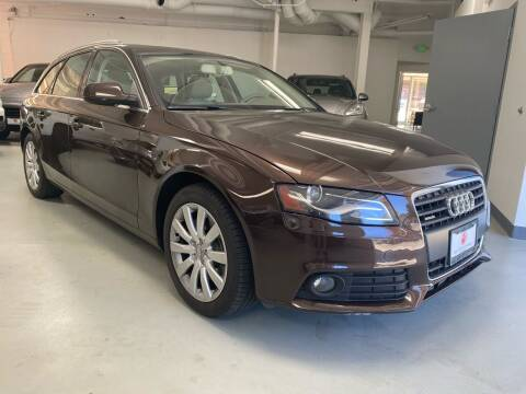 2011 Audi A4 for sale at Mag Motor Company in Walnut Creek CA