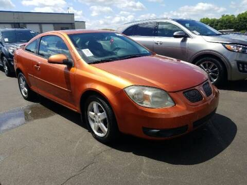 2007 Pontiac G5 for sale at Angelo's Auto Sales in Lowellville OH