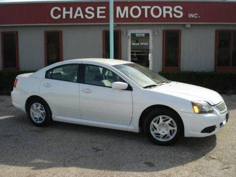 2010 Mitsubishi Galant for sale at Chase Motors Inc in Stafford TX