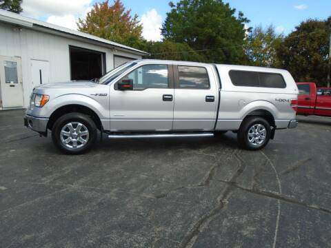 2013 Ford F-150 for sale at NORTHLAND AUTO SALES in Dale WI