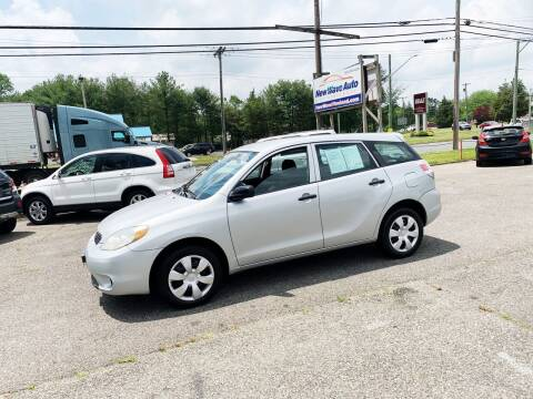 2005 Toyota Matrix for sale at New Wave Auto of Vineland in Vineland NJ