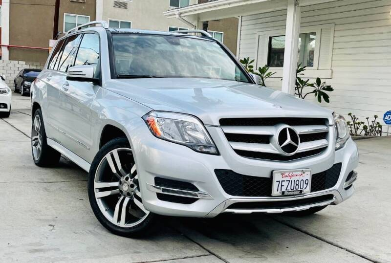 2015 Mercedes-Benz GLK for sale at Pro Motorcars in Anaheim CA
