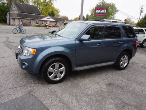 2011 Ford Escape for sale at Colonial Motors in Mine Hill NJ