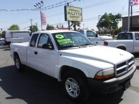 2004 Dodge Dakota for sale at HILMAR AUTO DEPOT INC. in Hilmar CA