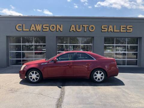 2009 Cadillac CTS for sale at Clawson Auto Sales in Clawson MI