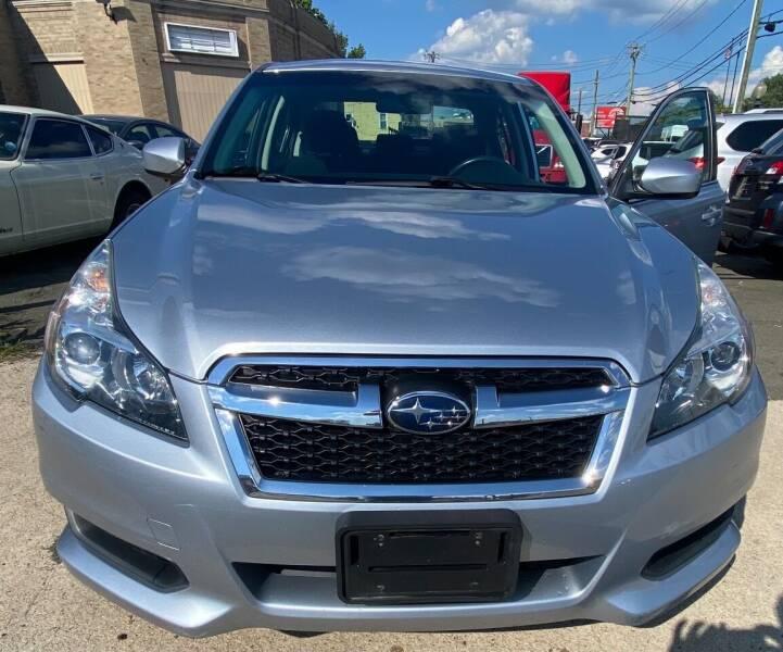 2014 Subaru Legacy for sale at AR's Used Car Sales LLC in Danbury CT