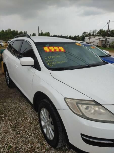 2007 Mazda CX-9 for sale at Finish Line Auto LLC in Luling LA