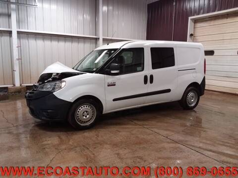 2015 RAM ProMaster City Cargo for sale at East Coast Auto Source Inc. in Bedford VA