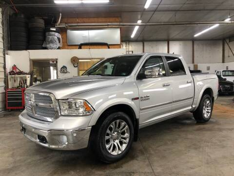 2015 RAM Ram Pickup 1500 for sale at T James Motorsports in Gibsonia PA