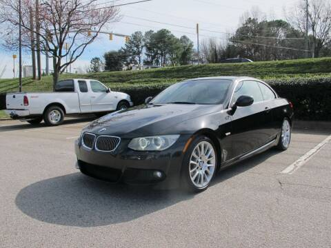 2013 BMW 3 Series for sale at Best Import Auto Sales Inc. in Raleigh NC