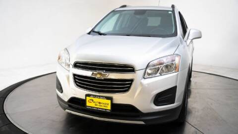 2016 Chevrolet Trax for sale at AUTOMAXX MAIN in Orem UT