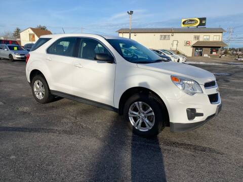 2014 Chevrolet Equinox for sale at Riverside Auto Sales & Service in Portland ME