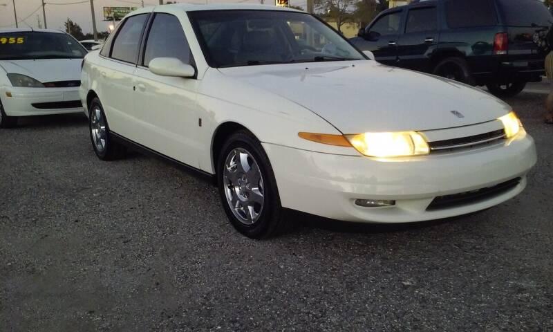 2002 Saturn L-Series for sale at Pinellas Auto Brokers in Saint Petersburg FL
