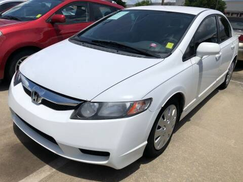 2011 Honda Civic for sale at Thumbs Up Motors in Warner Robins GA
