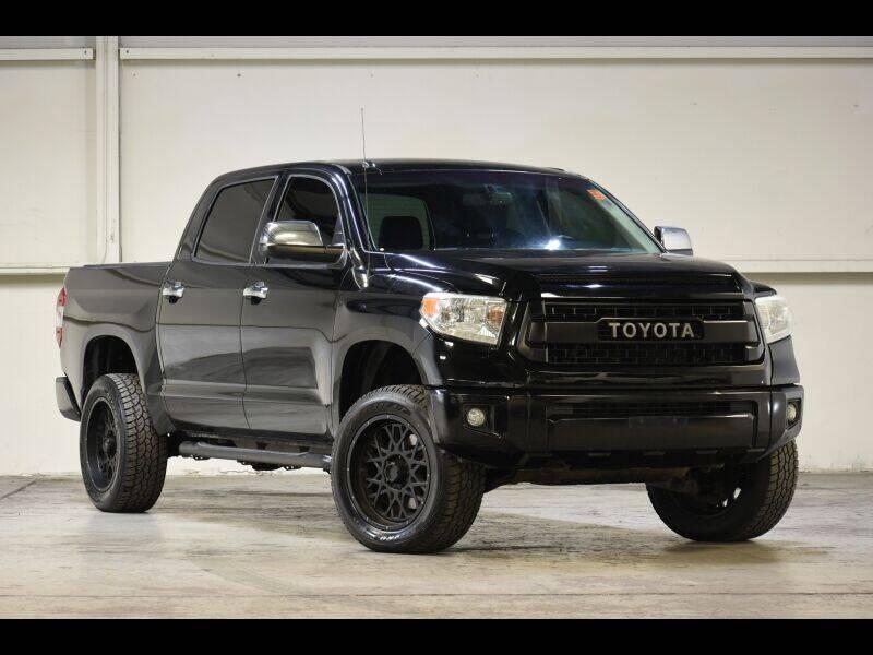 2015 Toyota Tundra for sale at MGI Motors in Sacramento CA