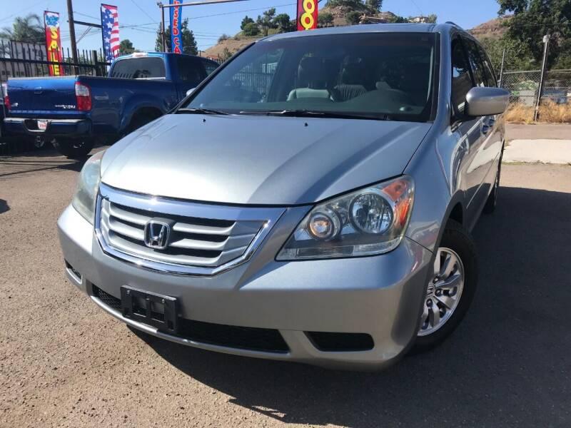 2008 Honda Odyssey for sale at Vtek Motorsports in El Cajon CA