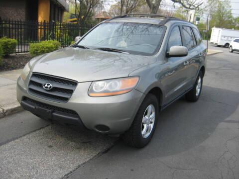 2008 Hyundai Santa Fe for sale at Top Choice Auto Inc in Massapequa Park NY