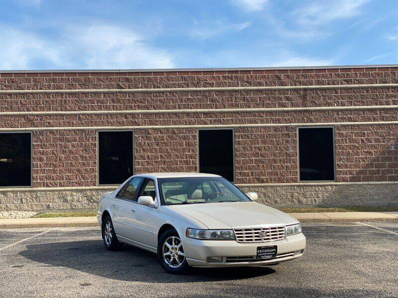 2003 Cadillac Seville for sale at A To Z Autosports LLC in Madison WI