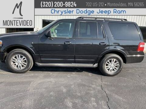 2011 Ford Expedition for sale at Montevideo Auto center in Montevideo MN