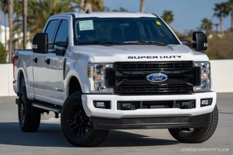 2019 Ford F-250 Super Duty for sale at Euro Auto Sales in Santa Clara CA