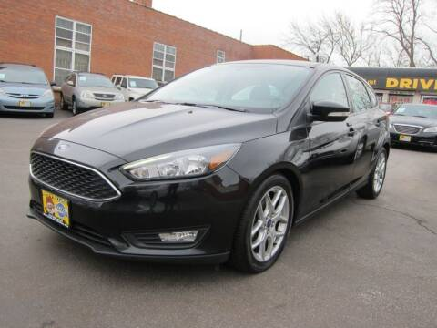 2015 Ford Focus for sale at DRIVE TREND in Cleveland OH