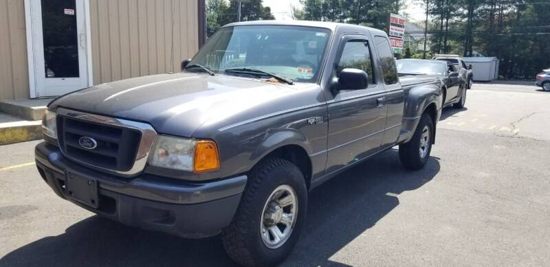 2004 Ford Ranger for sale at Central Jersey Auto Trading in Jackson NJ