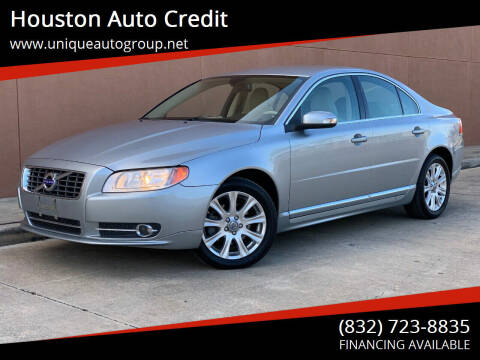 2011 Volvo S80 for sale at Houston Auto Credit in Houston TX