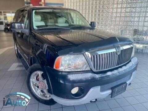 2003 Lincoln Navigator for sale at iAuto in Cincinnati OH