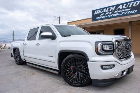 2017 GMC Sierra 1500 for sale at Beach Auto and RV Sales in Lake Havasu City AZ