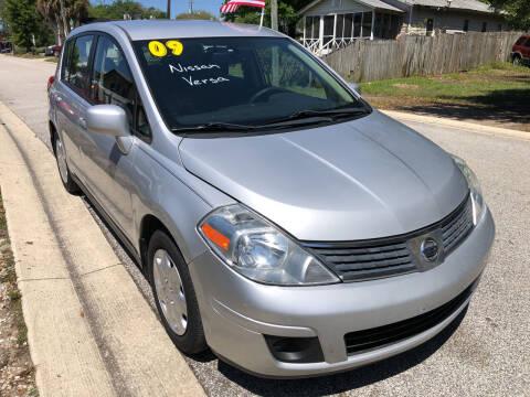 2009 Nissan Versa for sale at Castagna Auto Sales LLC in Saint Augustine FL
