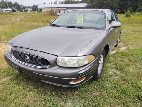 2002 Buick LeSabre for sale at Lanier Motor Company in Lexington NC