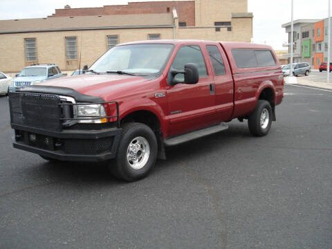 2002 Ford F-350 Super Duty for sale at Shelton Motor Company in Hutchinson KS