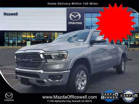 2020 RAM Ram Pickup 1500 for sale at Mazda Of Roswell in Roswell GA