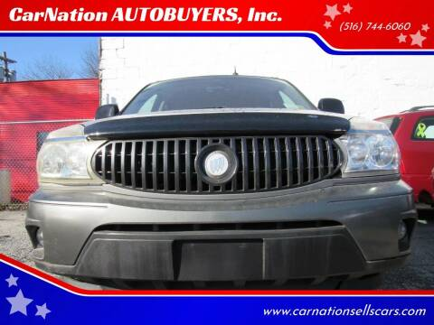 2004 Buick Rendezvous for sale at CarNation AUTOBUYERS, Inc. in Rockville Centre NY