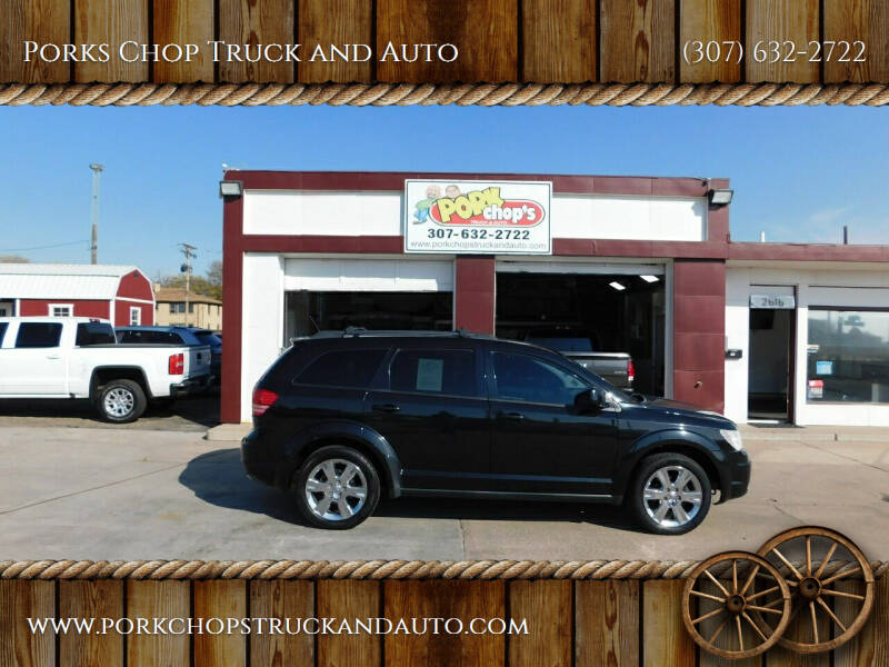 2009 Dodge Journey for sale at Porks Chop Truck and Auto in Cheyenne WY
