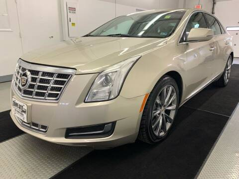 2013 Cadillac XTS for sale at TOWNE AUTO BROKERS in Virginia Beach VA