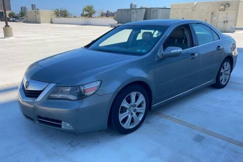 2010 Acura RL for sale at TRANS P in East Windsor CT
