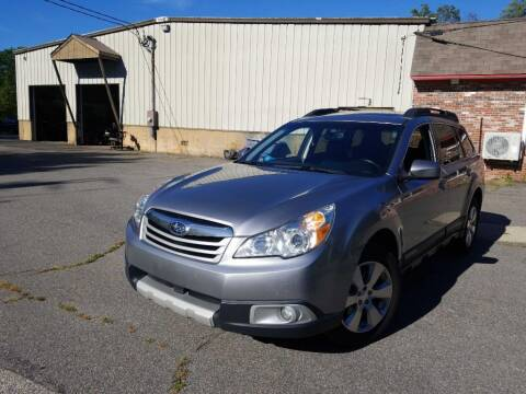 2011 Subaru Outback for sale at Granite Auto Sales in Spofford NH