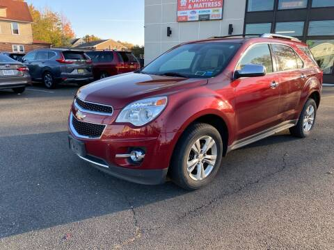 2012 Chevrolet Equinox for sale at MAGIC AUTO SALES in Little Ferry NJ