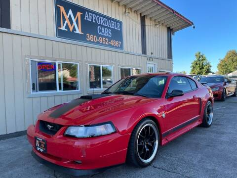 2004 Ford Mustang for sale at M & A Affordable Cars in Vancouver WA