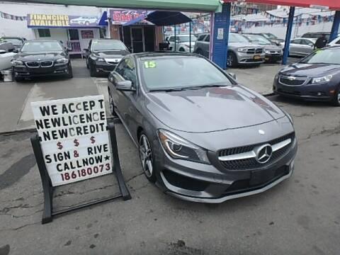 2015 Mercedes-Benz CLA for sale at Cedano Auto Mall Inc in Bronx NY