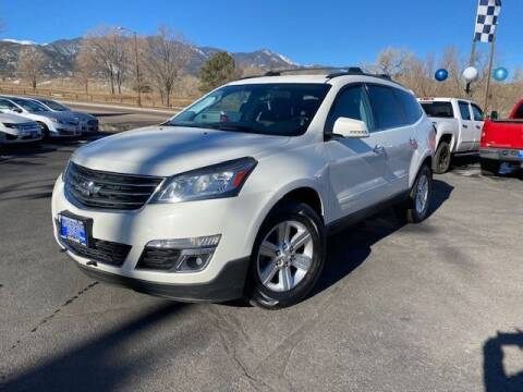 2013 Chevrolet Traverse for sale at Lakeside Auto Brokers in Colorado Springs CO